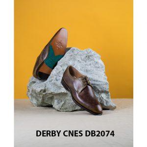 Giày da nam cao cấp Derby CNES DB2074 003