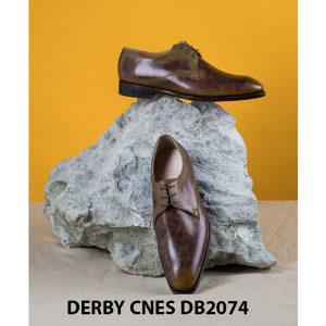 Giày da nam cao cấp Derby CNES DB2074 002