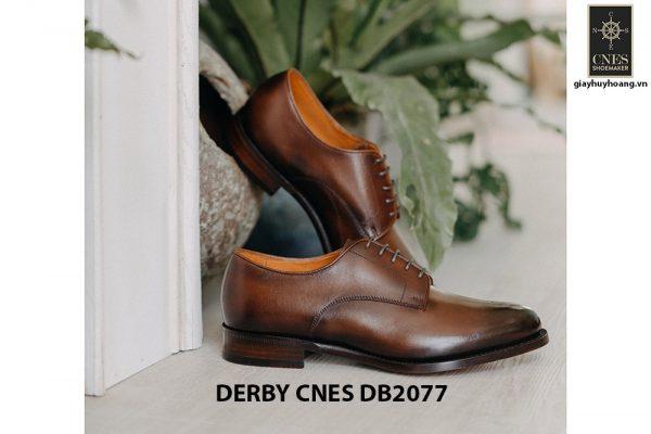Giày da nam chính hãng Derby CNES DB2077 007