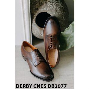 Giày da nam chính hãng Derby CNES DB2077 006