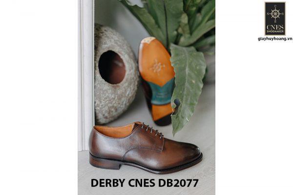 Giày da nam chính hãng Derby CNES DB2077 005