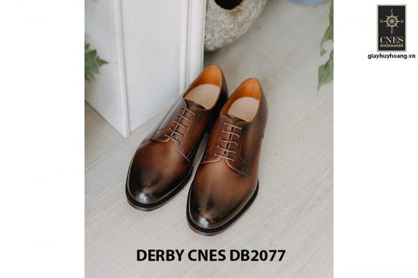 Giày da nam chính hãng Derby CNES DB2077 001