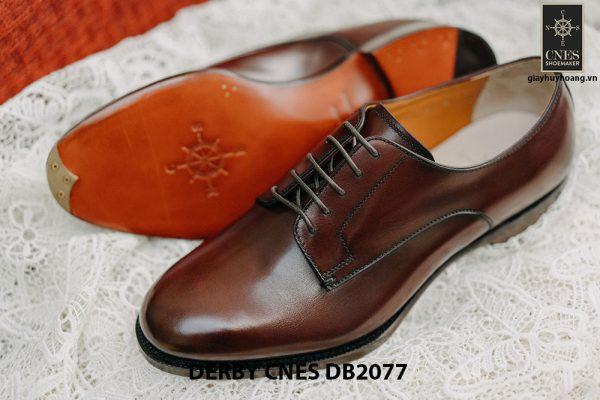 Giày da nam chính hãng Derby CNES DB2077 003