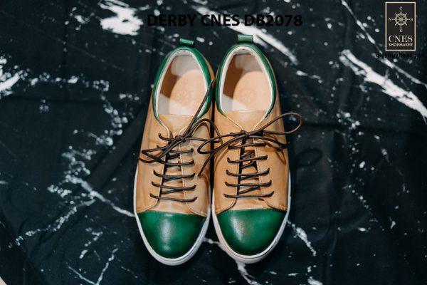 Giày da nam sneaker Derby CNES DB2078 001