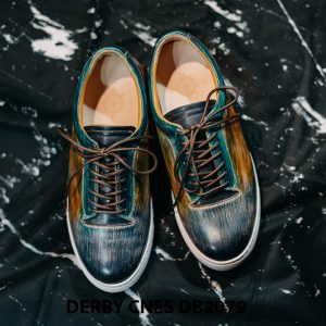 Giày tây nam đế bằng sneaker Derby CNES DB2079 001