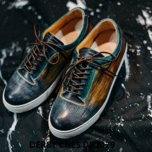 Giày tây nam đế bằng sneaker Derby CNES DB2079 003