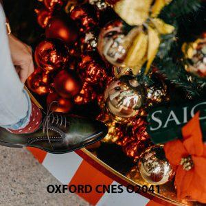 Giày tây nam thời trang Oxford CNES O2041 005