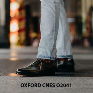 Giày tây nam thời trang Oxford CNES O2041 003