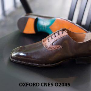 Giày tây nam thiết kế sáng tạo Oxford CNES O2045 001Giày tây nam thiết kế sáng tạo Oxford CNES O2045 006