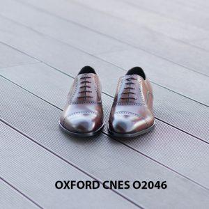 Giày da nam hàng hiệu Oxford CNES O2046 003