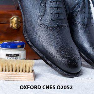 Giày da nam Brogues Saphire Oxford CNES O2052 003
