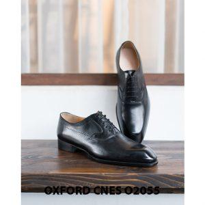 Giày da nam cao cấp Oxford CNES O2055 004