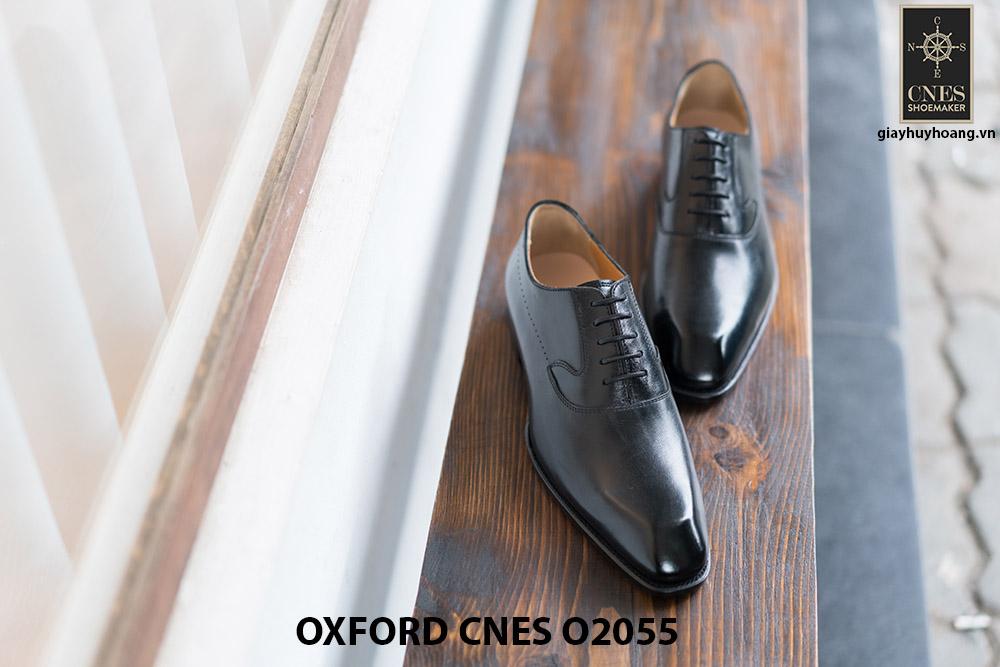 Giày da nam cao cấp Oxford CNES O2055 001