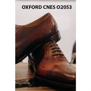 Giày buộc dây nam Oxford CNES O2053 002