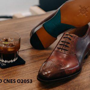 Giày buộc dây nam Oxford CNES O2053 004