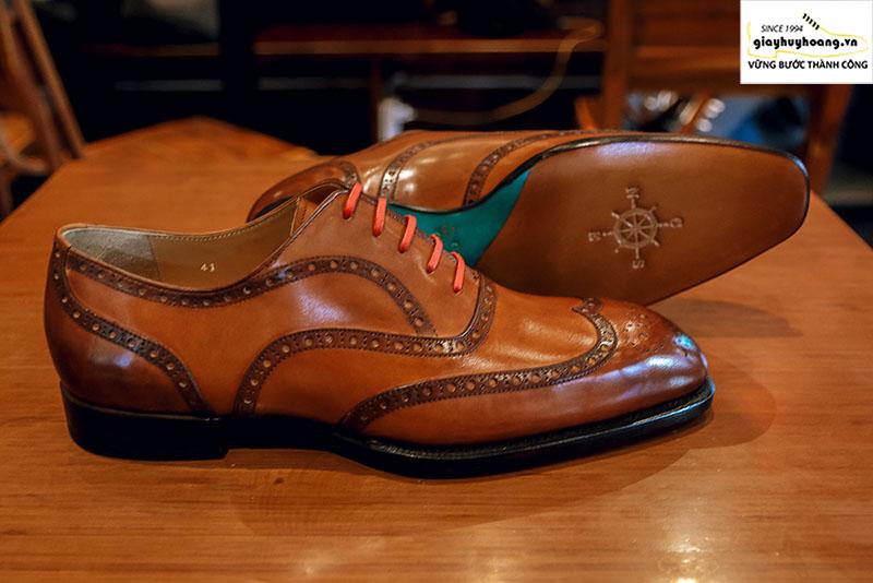 999 mẫu giày da nam đẹp năm 2021 xu hướng giày thủ công giayhuyhoang