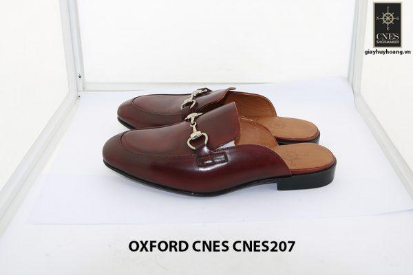 [Outlet Size 42] Dép nam phong cách loafer Cnes CNS207 004