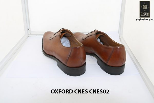 [Outlet size 42] Giày da nam thời trang Oxford Cnes CNES02 004
