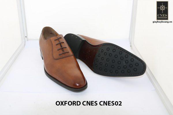 [Outlet size 42] Giày da nam thời trang Oxford Cnes CNES02 003