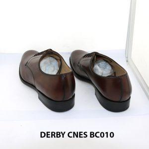 [Outlet 39+43] Giày da nam buộc dây Derby Cnes BC010 004