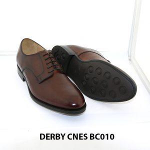 [Outlet 39+43] Giày da nam buộc dây Derby Cnes BC010 003