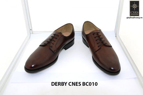 [Outlet 39+43] Giày da nam buộc dây Derby Cnes BC010 002