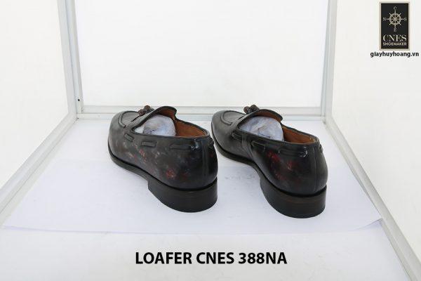 [Outlet Size 39] Giày lười nam có chuông loafer Cnes 388NA 004