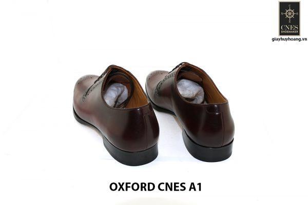 Giày tây Oxford nam tuyệt đẹp Cnes A1 004