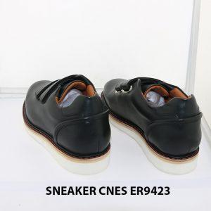 [Outlet size 40+42] Giày lười nam cao cấp loafer Cnes ER9423 004