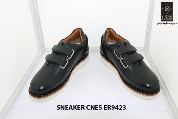 [Outlet size 40+42] Giày lười nam cao cấp loafer Cnes ER9423 002