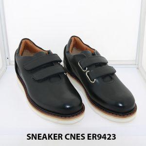 [Outlet size 40+42] Giày lười nam cao cấp loafer Cnes ER9423 001