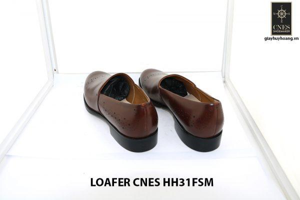 [Outlet size 40] Giày lười nam hàng hiệu loafer Cnes HH31FSM 004