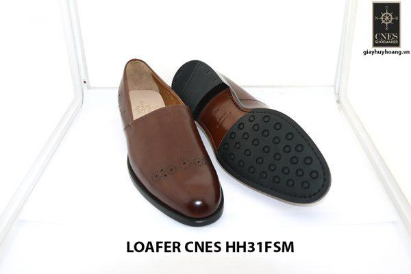 [Outlet size 40] Giày lười nam hàng hiệu loafer Cnes HH31FSM 003