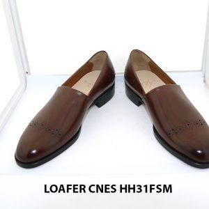 [Outlet size 40] Giày lười nam hàng hiệu loafer Cnes HH31FSM 002