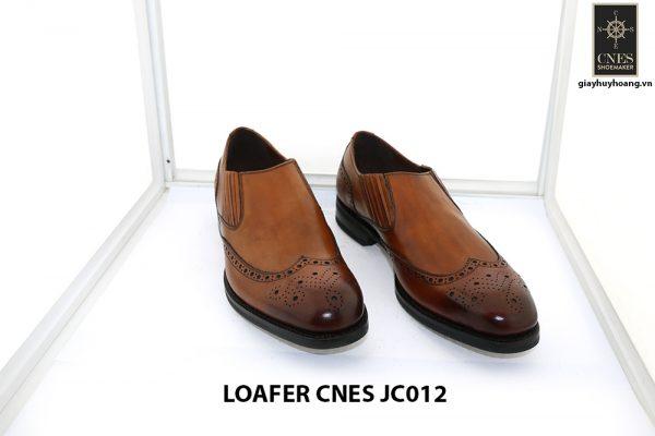 [Outlet Size 40] Giày lười nam thoải mái Loafer Cnes JC012 001