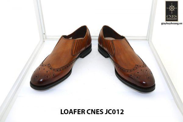[Outlet Size 40] Giày lười nam thoải mái Loafer Cnes JC012 003