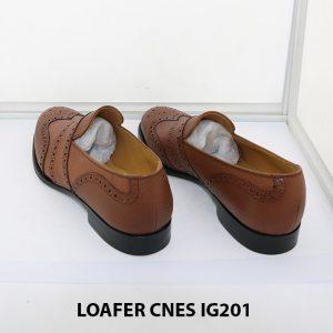 [Outlet 38+39+43] Giày lười nam hàng hiệu loafer Cnes IG201 004
