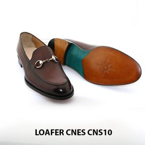 [Outlet] Giày lười nam xu hướng 2021 penny Loafer Cnes CNS10 010
