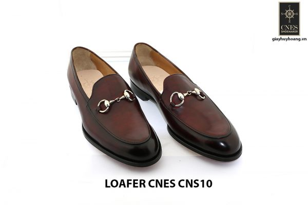 [Outlet] Giày lười nam xu hướng 2021 penny Loafer Cnes CNS10 009