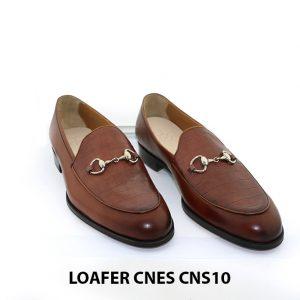 [Outlet] Giày lười nam xu hướng 2021 penny Loafer Cnes CNS10 001