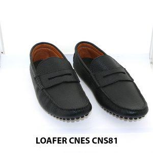 Giày lười nam đế gai mát xa chân loafer Cnes CNS81 001