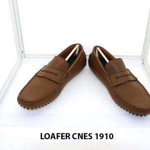 Giày lười nam da bò loafer Cnes 1910 005