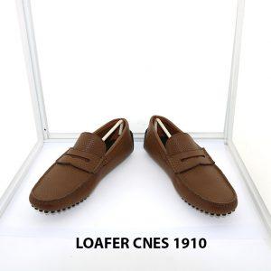 Giày lười nam da bò loafer Cnes 1910 004