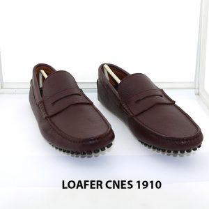 Giày lười nam da bò loafer Cnes 1910 002