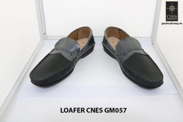 [Outlet Size 41+42] Giày lười nam đế thấp loafer Cnes GM057 006