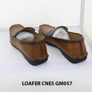 [Outlet Size 41+42] Giày lười nam đế thấp loafer Cnes GM057 004