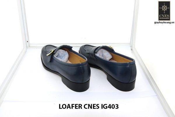 [Outlet 39+40] Giày lười nam trẻ trung loafer Cnes IG403 004