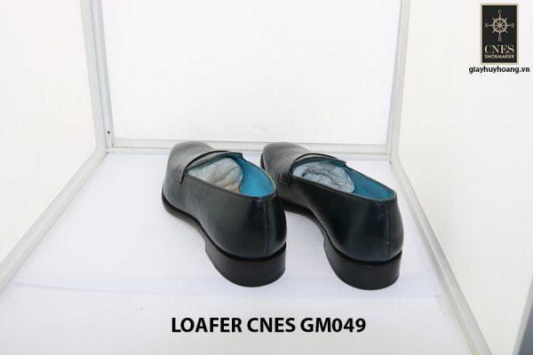 [Outlet Size 43] Giày lười nam màu xanh loafer Cnes GM049 004