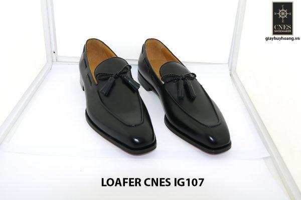 Giày lười nam công sở loafer Cnes IG107 001