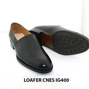 [Outlet size 38] Giày lười nam chính hãng loafer Cnes IG400 003